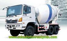Harga Beton Cor Murah K350