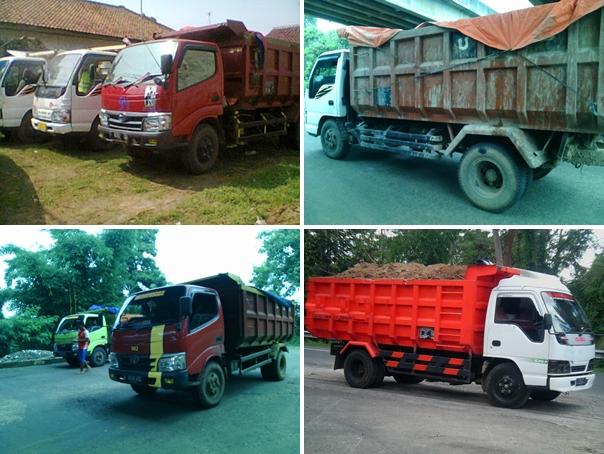 sewa-dump-truck
