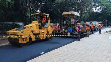Jasa Pemborong Aspal Jalan Hotmix Murah