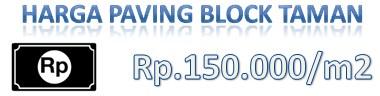 harga-paving-block-taman